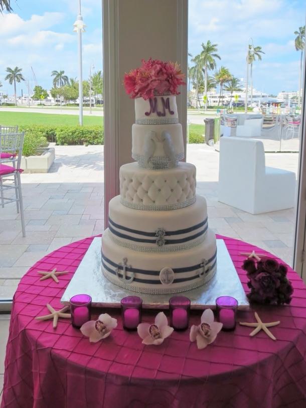 wedding cakes palm beach inexpensive. Black Bedroom Furniture Sets. Home Design Ideas